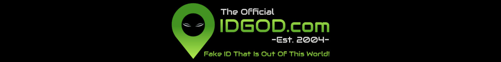 Official ID God Logo