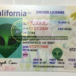 California fake id card holograms made by IDGod.